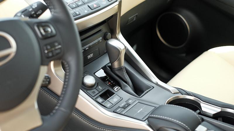 Lexus NX 200T 3