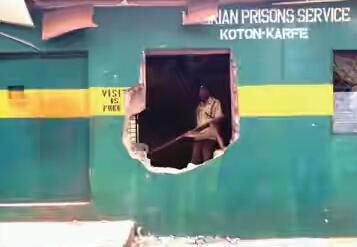 Prison Break In Kogi Prison: 13 Inmates Escape