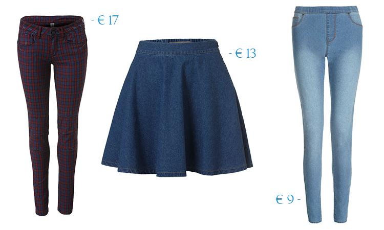 Nieuw Fashion: Primark denim collectie 2013 - GLAMOURMOES.nl AH-75