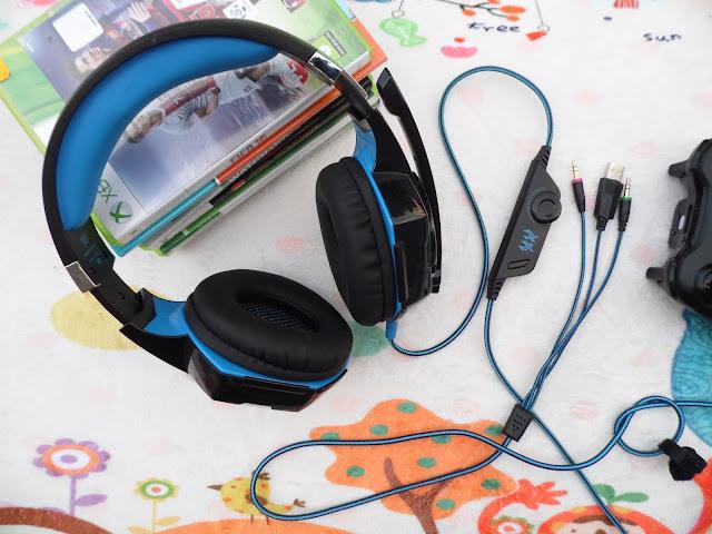 dresslily.com - słuchawki dla gamer'ów G2000, głośnik bluetooth i podróba Transformersów