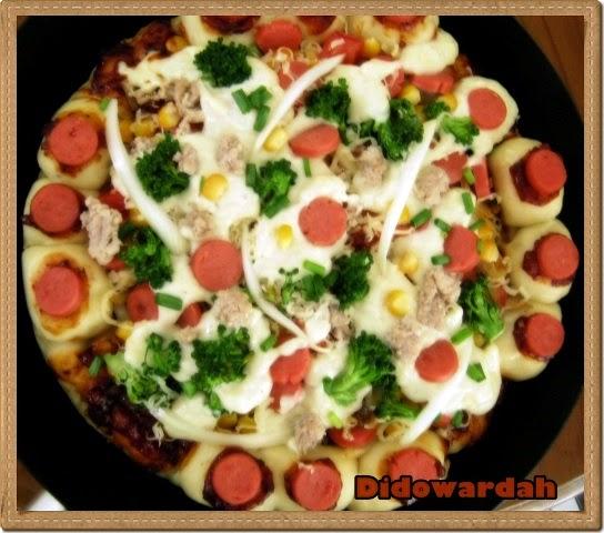 Resep Pizza Leleh Pedas Tanpa Keju Mozzarella Resep