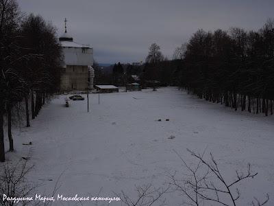 Звенигород фото