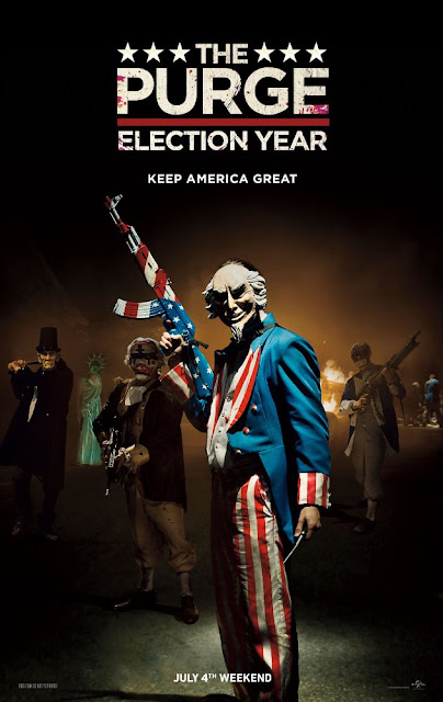 The Purge Election Year (2016) HC WEBRip Subtitle Indonesia