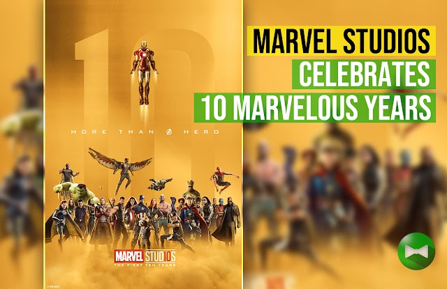 Marvel Stud10s: The First Ten Years