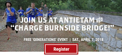 Charge Burnside Bridge! Register Today for Our April 7 Generations Event