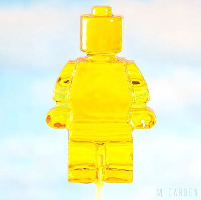 Lego en Lollipop