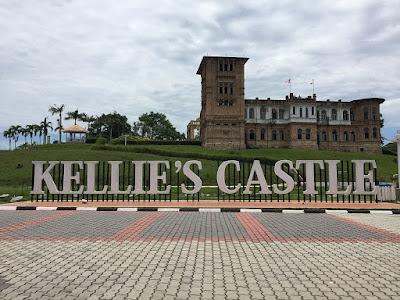 Kellies Castle - Paket Singapore Malaysia Periode Lebaran 2018 - Salika Travel