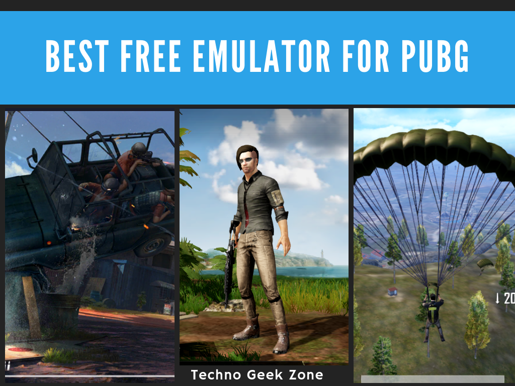 Best Free Emulator for PUBG Mobile | Tencent Gaming Buddy