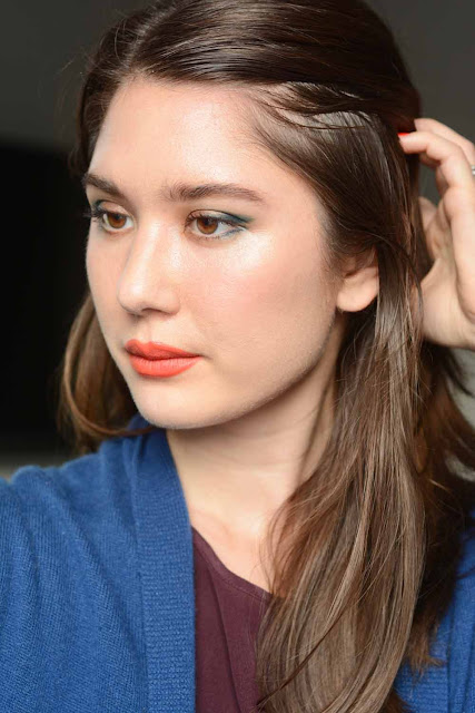 chanel fall winter 2017 travel diary makeup collection swatches review photos fotd