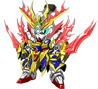 เตียวหุย (God Gundam)