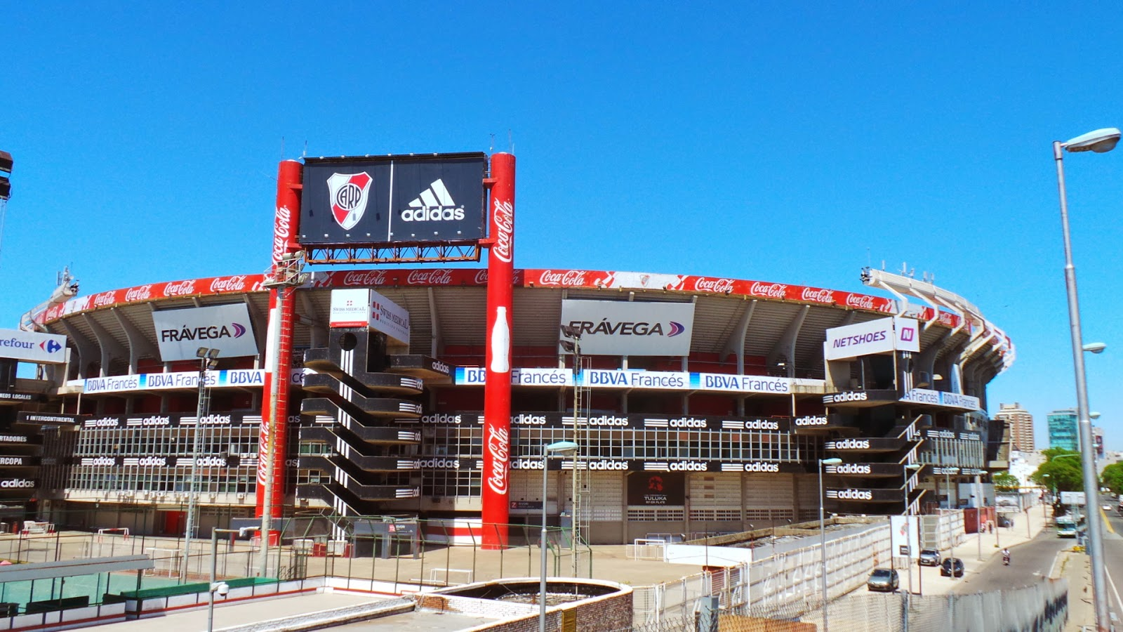 River Plate: Lucalovesfootball: ESTADIO MONUMENTAL Y MUSEO RIVER PLATE