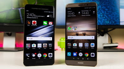 Características Huawei Mate 9