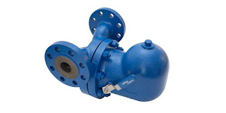 cast iron float steam trap