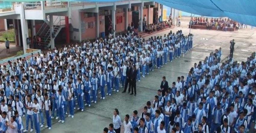 El 18 de marzo se iniciarán las clases escolares en 97 distritos de la región Áncash