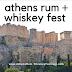 Athens Rum & Whiskey Festival 2017!