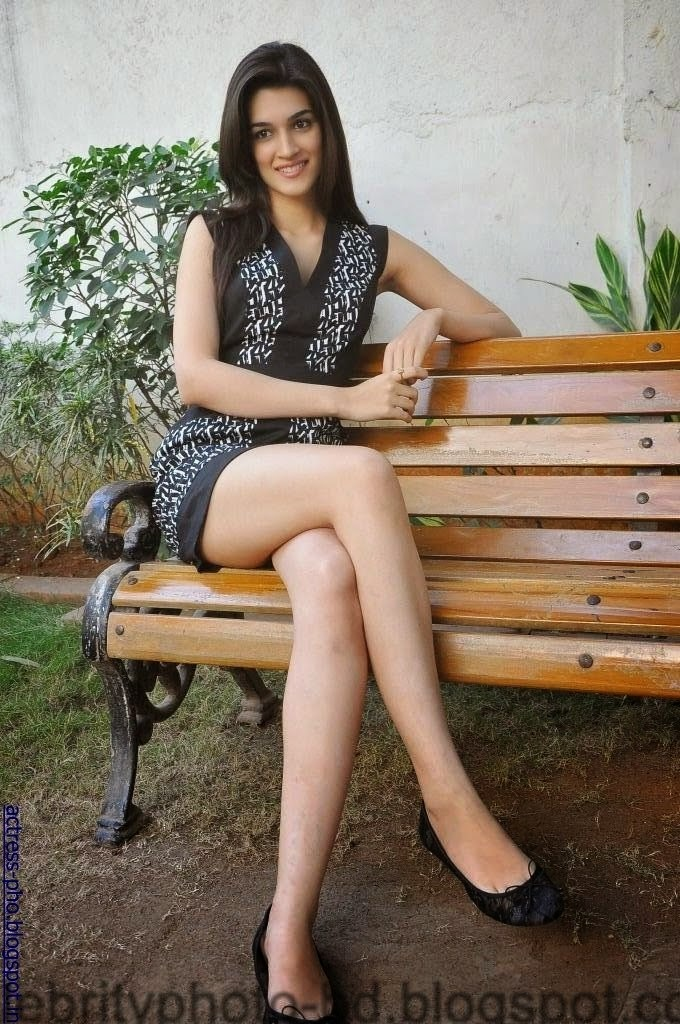 Beautiful Indian Sexy Model Kruthi Sanon's Latest Hot Photos 2014 with Biography