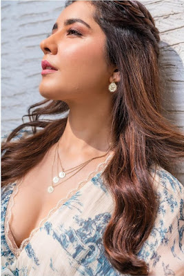 Raashi Khanna Latest Photo Shoot HeyAndhra.com