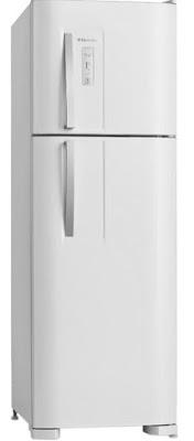 Geladeira Electrolux Frost Free 2 Portas DFN42 370 Litros Branca 220V