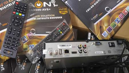 Harga Kaonsat Imax 899 HD AVS+ Ethernet Terbaru