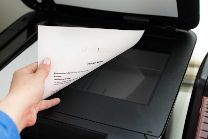 How to Scan From Printer to Email