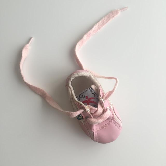 zapatos de bebé perdidos