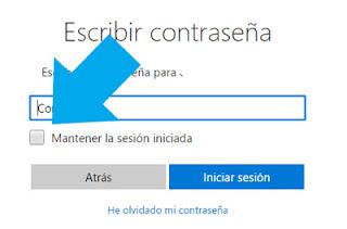 Como iniciar sesion en Outlook Sin contraseña