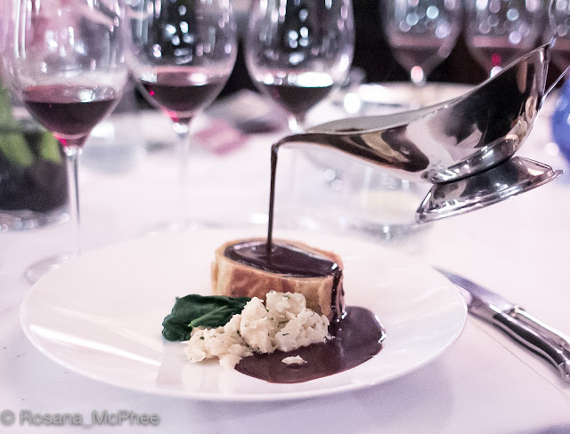 Lugana & Valpolicella at Savoy Grill London