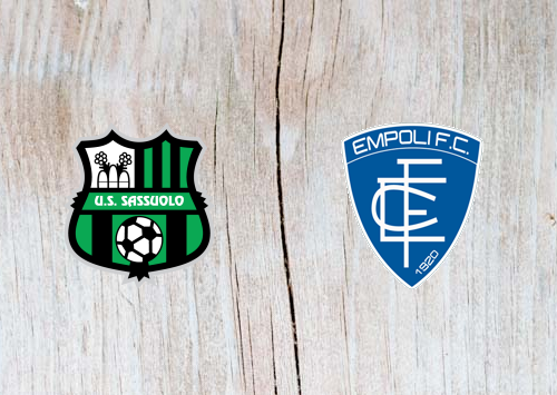 Sassuolo vs Empoli - Highlights 21 September 2018