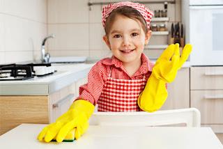 Βάζετε ή δεν βάζετε τα παιδιά σας να κάνουν δουλειές στο σπίτι;