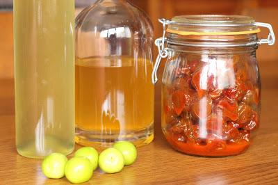 comment utiliser prunes vertes