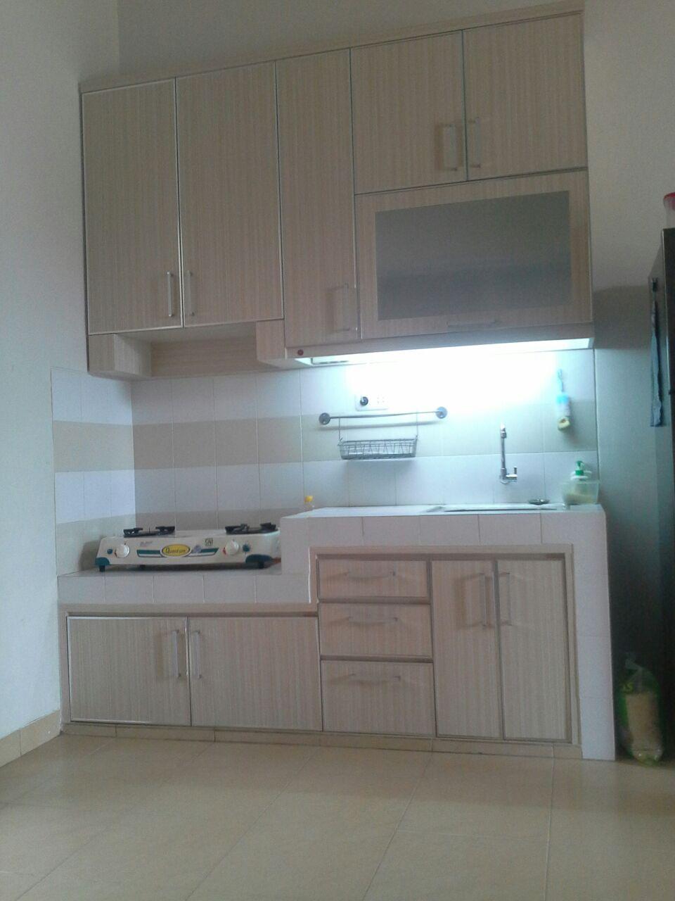Jual Kitchen Set Murah | 0857.1768.1534 | Produsen Furniture Custom ...
