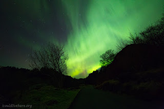 Aurora Borealis - Northern Lights - Dancing