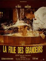 affiche de LA FOLIE DES GRANDEURS