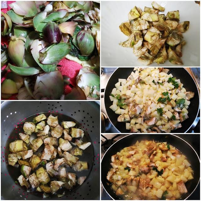 carciofi-con-patate