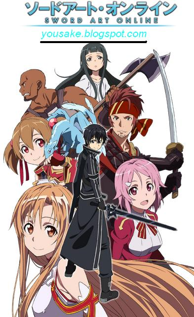 Sword Art Online Episode 25 Subtitle Indonesia