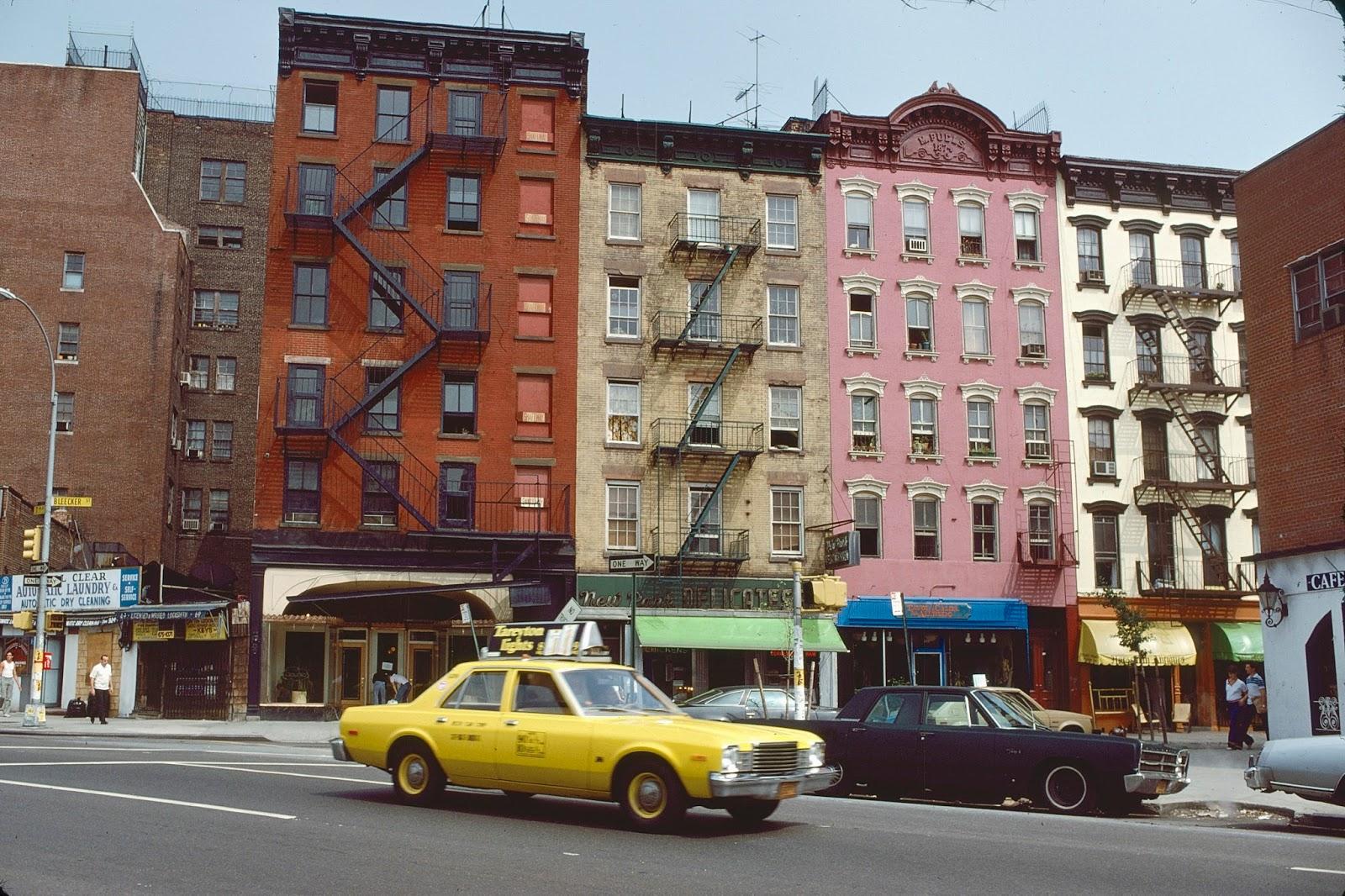 Wonderful Vintage Photographs Of New York City S Street