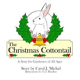 Would you like a signed copy of The Christmas Cottontail?
