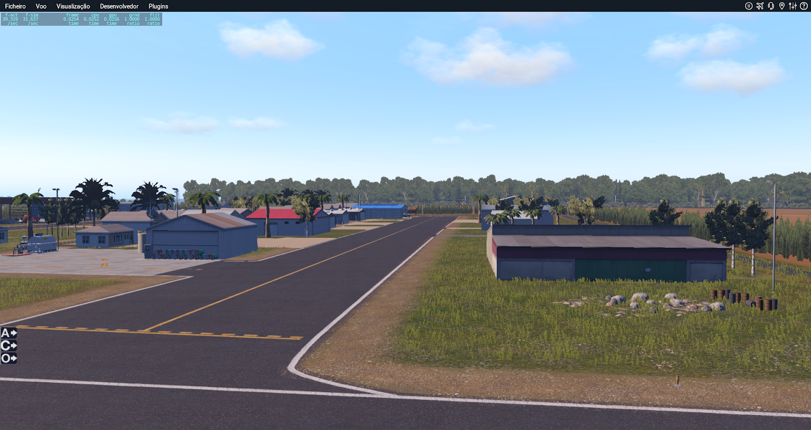 V-ONE- CUSTOM SCENERY FOR XPLANE11