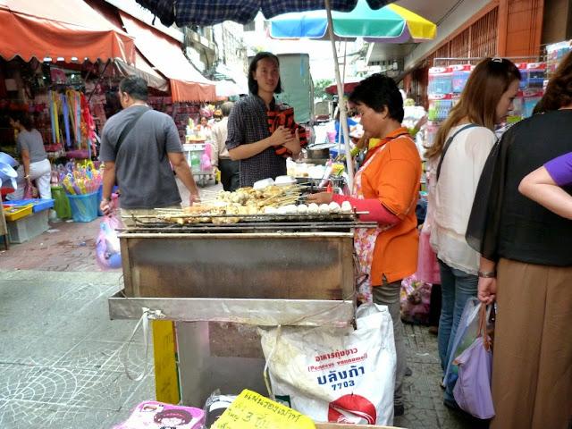 Chinatown, una visita imprescindible en Bangkok
