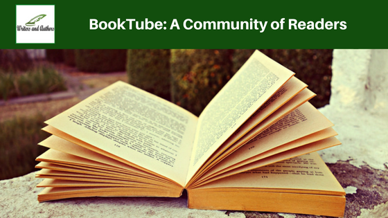 BookTube: A Community of Readers [featuring Stephen Alff from Alffbooks, and Victoria Kennedy from My Books Are Me]