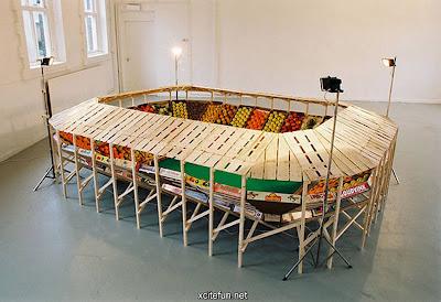 Estadio de futbol más pequeño del mundo