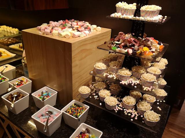 durian cupcakes