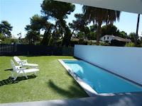 chalet en venta frente club golf grao castellon piscina1