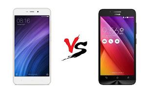 Perbandingan Spesifikasi Xiaomi Redmi Note 5 dan Zenfone Max Pro M1