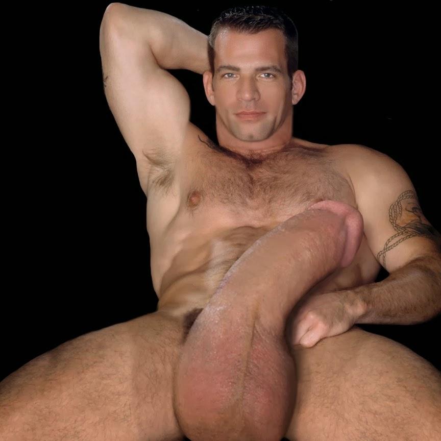 Gigantisk kæmpe kød porno Dad Gus Maddox bliver hans-2010