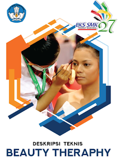 Download Kisi-Kisi Soal LKS SMK Tahun 2019 Bidang Lomba Beauty Theraphy I pdf