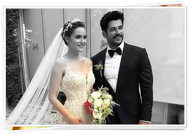 BURAK OZCIVIT si FAHRIYE EVCEN  Nunta cu stil in Turcia