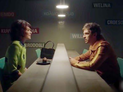 David meets his sister Amy in Legion.