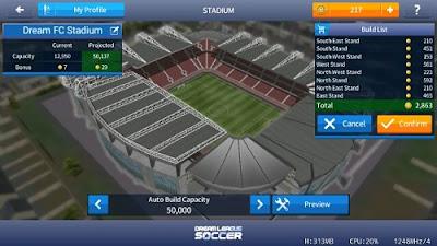 Dream League Soccer 2018 Apk MOD