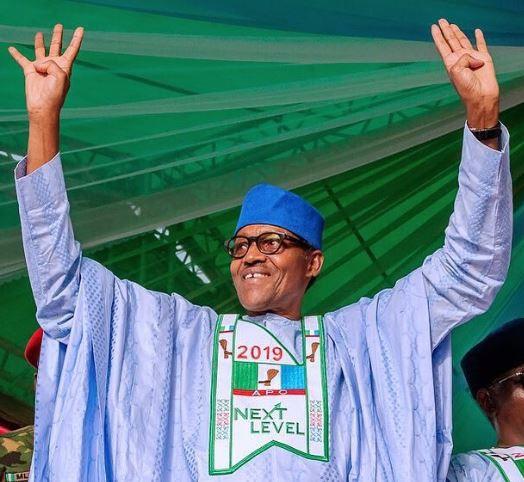 Muhammad Buhari re-elected Nigeria president